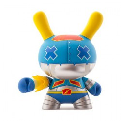 Figur Dairobo-Z Dunny 12.5 cm by Dolly Oblong Kidrobot Geneva Store Switzerland