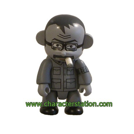 Figurine Qee Kozik Anarchy avec Clope Secret 2 par Kozik Toy2R Boutique Geneve Suisse