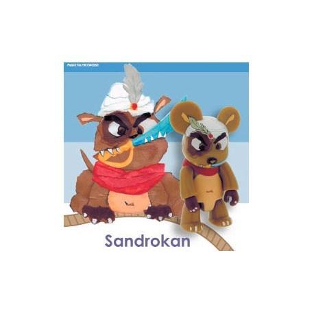 Figurine Qee Sandrokan par Luisa Via Roma Toy2R Boutique Geneve Suisse