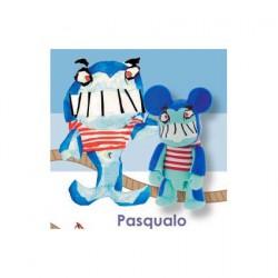 Figurine Qee Pasqualo par Luisa Via Roma Toy2R Boutique Geneve Suisse