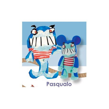 Figur Qee Pasqualo by Luisa Via Roma Toy2R Geneva Store Switzerland