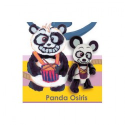 Qee Panda Osiris by Luisa Via Roma