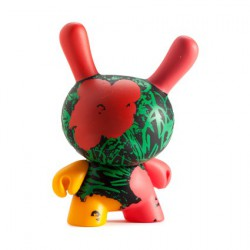 Figuren Dunny Art Flower von Andy Warhol x Kidrobot Kidrobot Genf Shop Schweiz