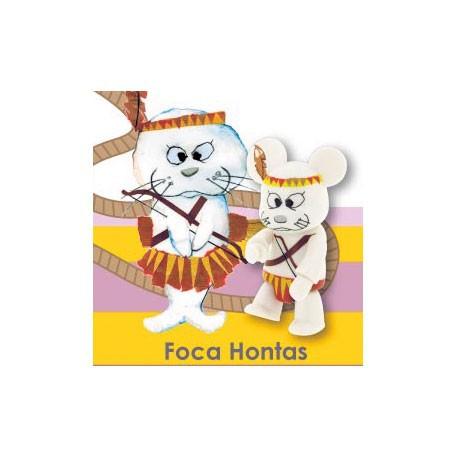 Figuren Qee Foca Hontas von Luisa Via Roma Toy2R Genf Shop Schweiz