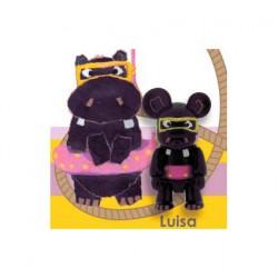 Figurine Qee Luisa par Luisa Via Roma Toy2R Boutique Geneve Suisse