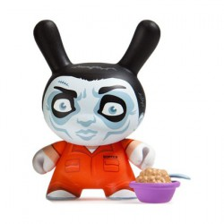 Figurine Kidrobot Dunny The Odd Ones Hopper par Scott Tolleson Kidrobot Boutique Geneve Suisse