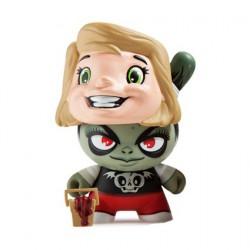 Figurine Kidrobot Dunny The Odd Ones Ghoulie Jill par Scott Tolleson Kidrobot Boutique Geneve Suisse