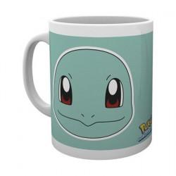 Pokemon Squirtle Face Mug