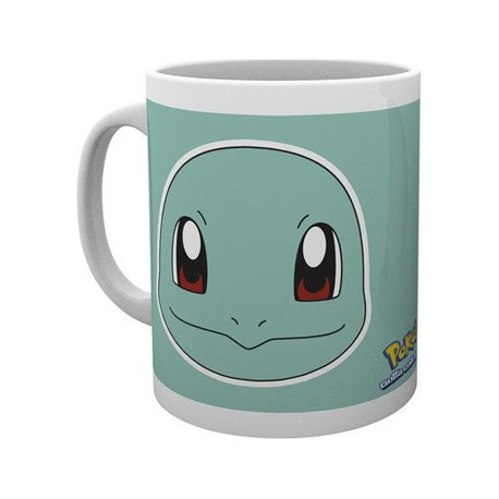 Figurine Tasse Pokemon Squirtle Face Hole in the Wall Boutique Geneve Suisse
