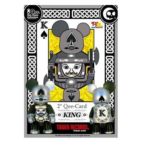 Figuren Qee Card KING Toy2R Genf Shop Schweiz