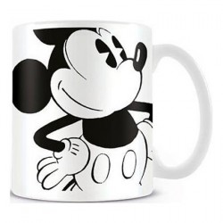 Figuren Tasse Disney Mickey Mouse Vintage Hole in the Wall Genf Shop Schweiz