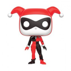 Figurine Pop DC Batman The Animated Series Harley Quinn Funko Boutique Geneve Suisse
