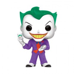 Figuren Pop DC Animated Batman The Joker Funko Figuren Pop! Genf