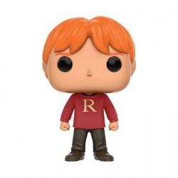 Figurine Pop Harry Potter Ron Weasley in Sweater Edition Limitée Funko Boutique Geneve Suisse