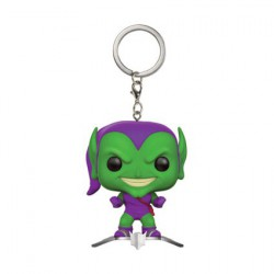 Figuren Pocket Pop Schlüsselanhänger Marvel Green Goblin on Glider Limitierte Auflage Funko Figuren Pop! Genf