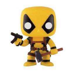 Figurine Pop Marvel Deadpool Rainbow Squad Slapstick Edition Limitée Funko Boutique Geneve Suisse