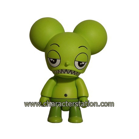 Figur Qee SpaceMonkey 10 by Dalek Toy2R Geneva Store Switzerland
