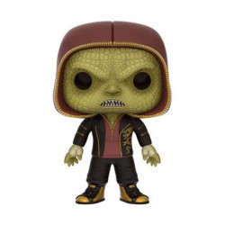 Figurine Pop DC Suicide Squad Killer Croc Hooded Edition Limitée Funko Boutique Geneve Suisse