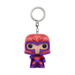 Figurine Pop Pocket Porte Clé Marvel Magneto Funko Figurines Pop! Geneve
