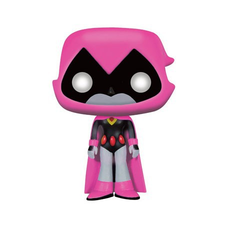 Toys Pop Dc Teen Titans Go Raven Pink Limited Edition