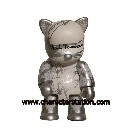 Figur Qee Fairwhale Cat by Mark Fairwhale Toy2R Geneva Store Switzerland