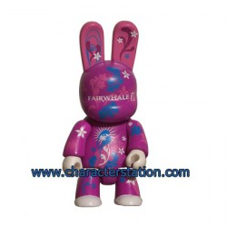 Figurine Qee Fairwhale Bunny par Mark Fairwhale Toy2R Boutique Geneve Suisse