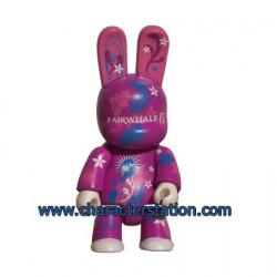 Qee Fairwhale Bunny by Mark Fairwhale