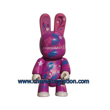 Figur Qee Fairwhale Bunny by Mark Fairwhale Toy2R Geneva Store Switzerland