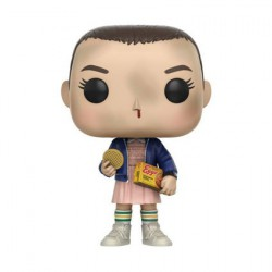 Figurine Pop TV Stranger Things Eleven with Eggos Funko Boutique Geneve Suisse