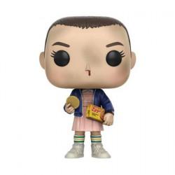 Figurine Pop TV Stranger Things Eleven with Eggos Funko Figurines Pop! Geneve