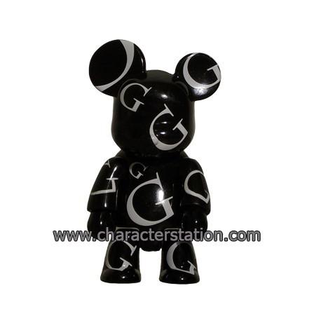 Figur Qee HK Design Gallery Black Toy2R Qee Geneva