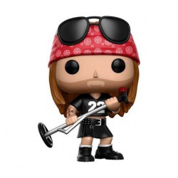 Figurine Pop Music Guns N Roses Axl Rose Funko Boutique Geneve Suisse