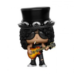 Figurine Pop Music Guns N Roses Slash (Rare) Funko Boutique Geneve Suisse