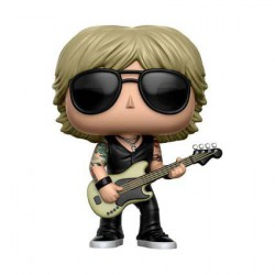 Figurine Pop Music Guns N Roses Duff McKagan Funko Boutique Geneve Suisse