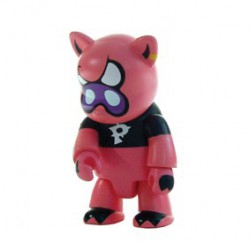 Qee Porkun Pink von Madbarbarians
