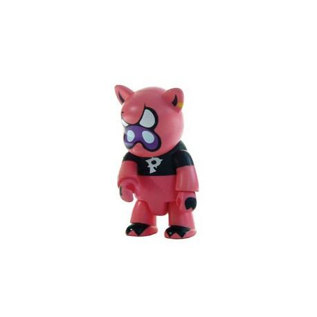 Figurine Qee Porkun Pink par Madbarbarians Toy2R Boutique Geneve Suisse