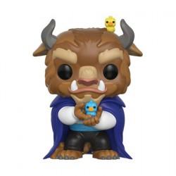 Figurine Pop Disney Beauty And The Beast Winter Beast (Rare) Funko Boutique Geneve Suisse
