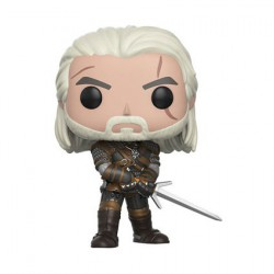 Figur Pop! Games The Witcher Geralt (Rare) Funko Geneva Store Switzerland