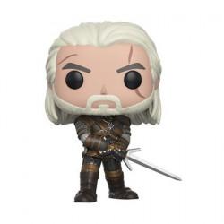 Figurine Pop Jeux Vidéo The Witcher Geralt (Rare) Funko Boutique Geneve Suisse