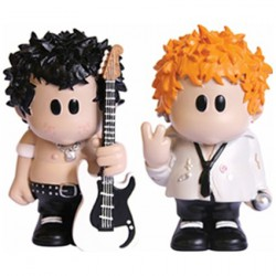 Figurine Weenicons Anarchy 2-pack Figurine (Sex Pistols) Weenicons Boutique Geneve Suisse