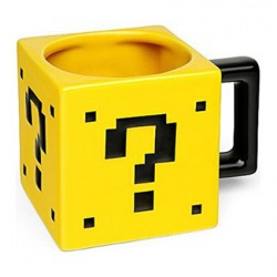 Figur Mario Bros Power Up Mug Paladone Geneva Store Switzerland