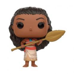 Figurine Pop Disney Moana Avec Rame Édition Limitée Funko Boutique Geneve Suisse