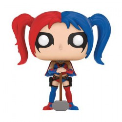 Figur Pop DC Comics New 52 Harley Quinn Limited Edition Funko Geneva Store Switzerland