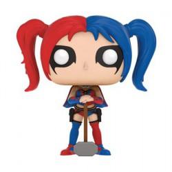 Figurine Pop DC Comics New 52 Harley Quinn Édition Limitée Funko Boutique Geneve Suisse