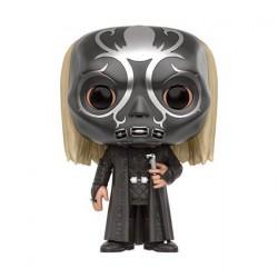 Pop Harry Potter Death Eater Mask Lucius Limitierte Auflage