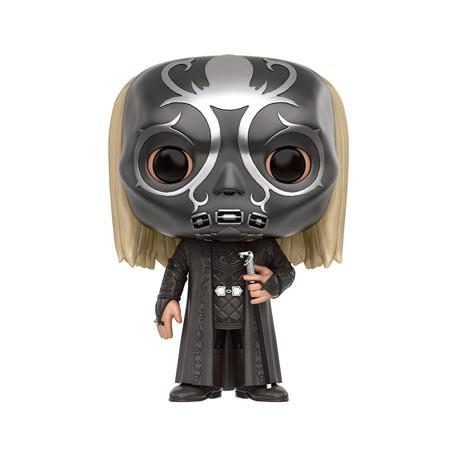 Figuren Pop Harry Potter Death Eater Mask Lucius Limitierte Auflage Funko Genf Shop Schweiz