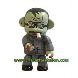 Figurine Qee Kozik Anarchy avec Clope Secret par Kozik Toy2R Boutique Geneve Suisse