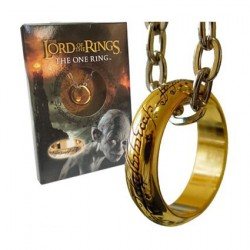 Figur Lord of the Rings Replica Unique Ring Noble Collection Geneva Store Switzerland