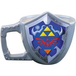 Figur The Legend of Zelda Shield Mug Paladone Geneva Store Switzerland