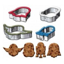Figur Star Wars Cookie Cutters (Four pack) Underground Toys Geneva Store Switzerland